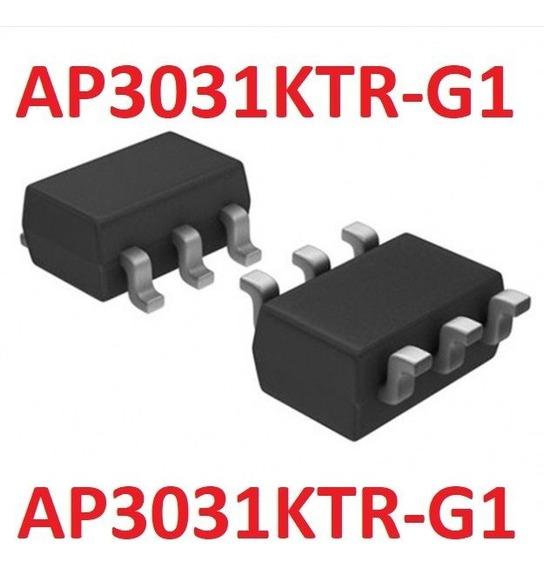 Ci Gec Ap3031ktr-g1 - Ap3031 - Smd Sot-23-6 - Tuner Receptor