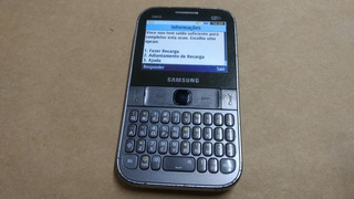 Celular Samsung Chat527 Gt-s5270l