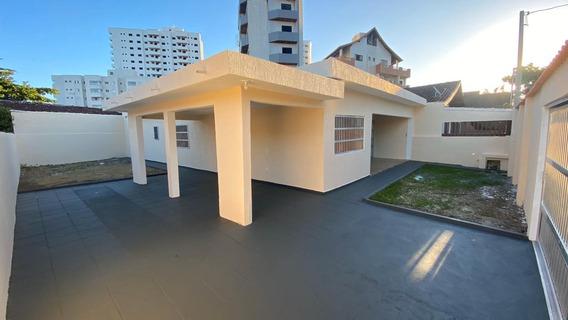 Casa Lado Praia Com 3 Dormitórios 7924 C