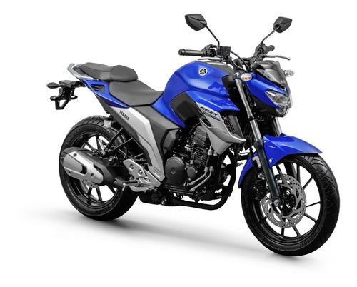 Fazer 250 Abs 2021 Yamaha 0km Azul