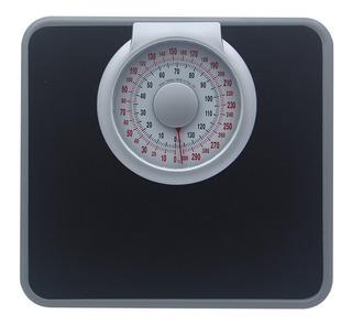 Balança Mecânica Banheiro Analógica Antiderrapante 140kg