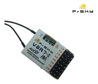 Receptor Frsky V8r7-ii 2.4ghz 7 Canales + Envio Gratis