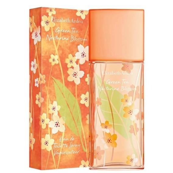 Green Tea Nectarine Blossom Elizabeth Arden 100ml
