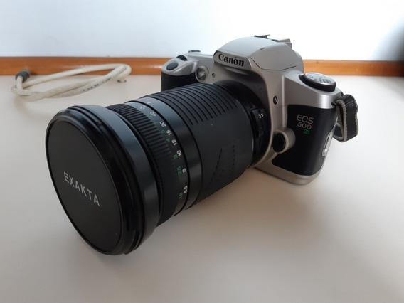 Câmera Fotográfica Canon Eos 500 Analógica De Filme