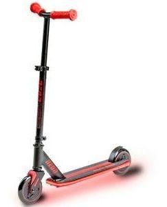 Scooter Con Luz Neon