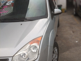 Ford Fiesta Sedan 1.6 Class Flex 4p 2010