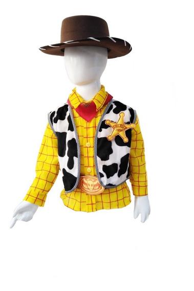 Disfraz Tipo Woody Toy Story Vaquero Envio Gratis Wspeg
