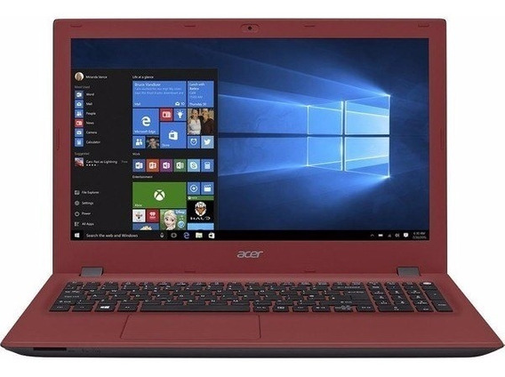 Acer Aspire E5-574-307m Intel Core I3-6100u 4gb Mb 1000gb