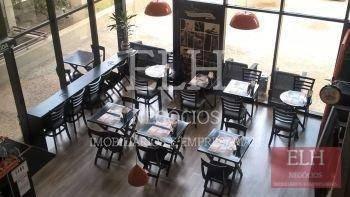 Ponto À Venda, Cafeteria Luxo 250 M² Por R$ 100.000 - Itaim Bibi - São Paulo/sp - Pt0002