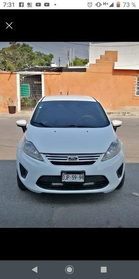 Ford Fiesta 1.6 S 5vel Sedan Mt 2012