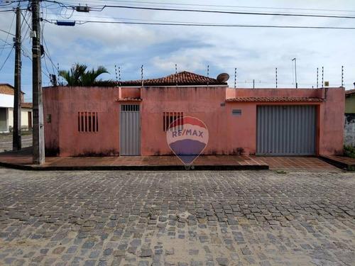Imagem 1 de 22 de Casa Com 2 Quartos À Venda Em Ótima Localização - Liberdade - Parnamirim/rn - Ca0136
