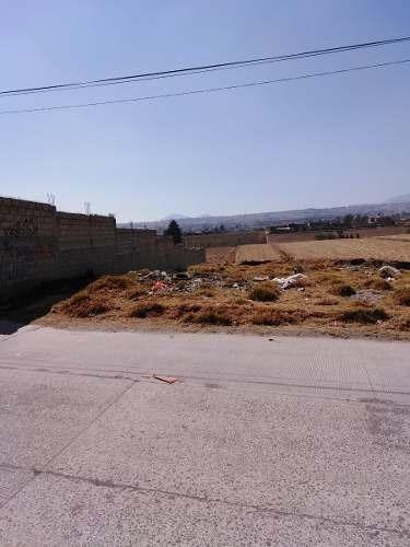 Terreno En Venta San Felipe Tlamimilolpan