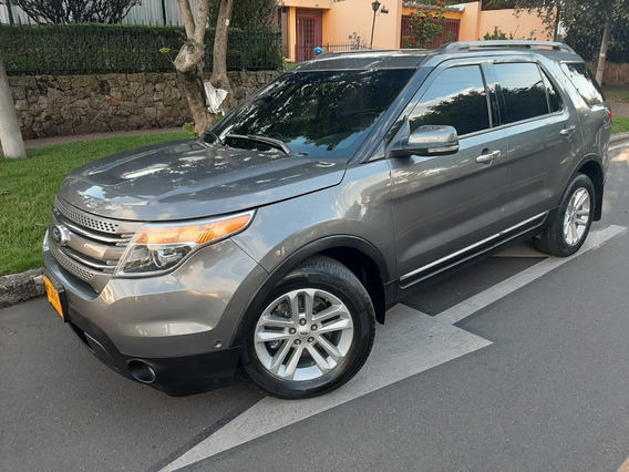 Ford Explorer 4x4 Limited 7 Pas