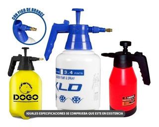 Pulverizador Fumigador Versa 1.5 Lts Presion Limpiador