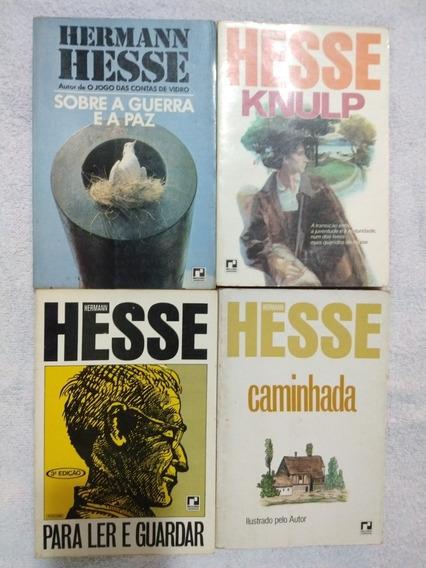 Coleção Hermann Hesse - 4 Livros