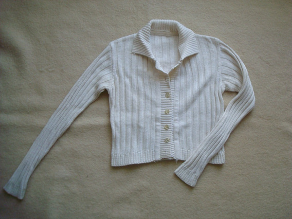 Sacos Camperas Sweaters Mujer Cortos Hilo Grueso Ts Liq Ofer