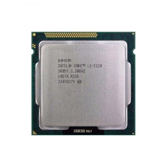 Processador I3 2120 3.3ghz 1155 Usado Sem Collor