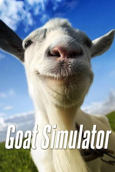 Goat Simulator Completo Todas As Versões Para Android