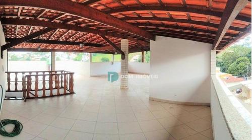 Imagem 1 de 30 de Casa À Venda, 400 M² Por R$ 860.000,00 - São Pedro - Juiz De Fora/mg - Ca0352