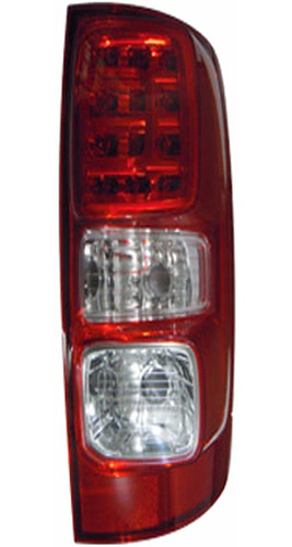 Faro Trasero Chevrolet S10 2013 Sin Led Izq.