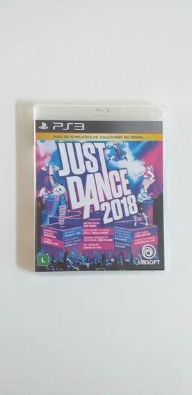 Jogo Just Dance 2018 Ps3