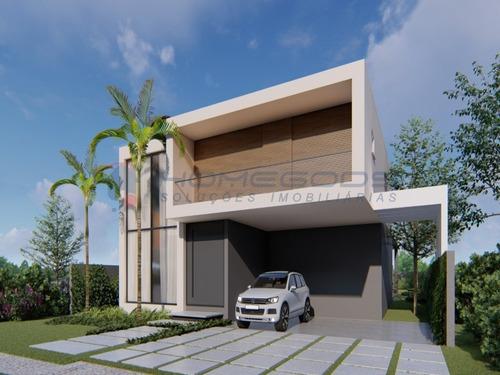Imagem 1 de 14 de Casa Em Condomínio Para Venda, Mont Blanc,  R$6.500.000,00,00 510m - Ca01227 - 69666991