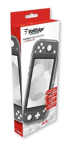 Funda Flexible Protectora Para Nintendo Switch Lite