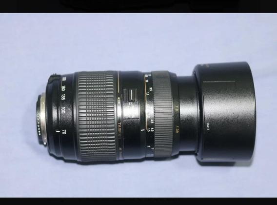Lente Tamron 70-300 - Nikon