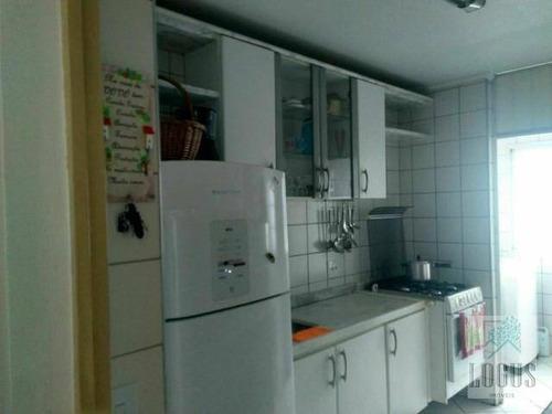 Imagem 1 de 17 de Apartamento Com 3 Dormitórios À Venda, 70 M² Por R$ 330.000,00 - Assunção - São Bernardo Do Campo/sp - Ap1129