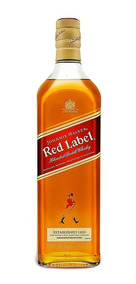 Whisky Johnnie Walker Etiqueta Roja 700 Ml.