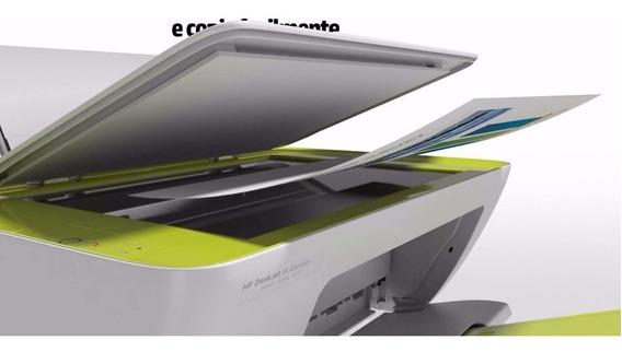 Impressora Hp Multifuncional Desk Advantage 2136