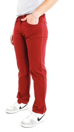 Imagen 1 de 2 de Pantalon Hombre Gabardina Bolsillo Jean Polo Club