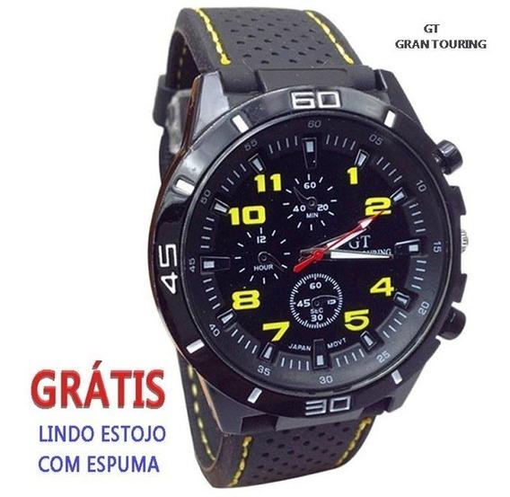 Relógio Masculino Esporte Pulseira Silicone Comprar Barato