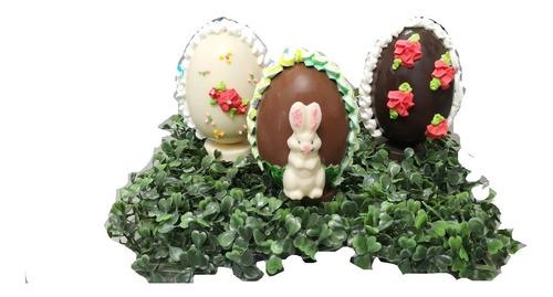 Huevo De Pascua Chocolate - N15 De 320 Grs - Con Leche