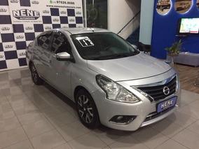 Nissan Versa 1,6 16v Sl Automatico
