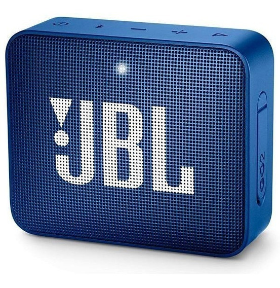 Speaker Jbl Go 2 Resistente Á Água Original -