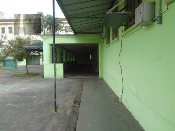 Prédio Para Alugar No Bairro Gonzaga Em Santos - Sp. - 295-2