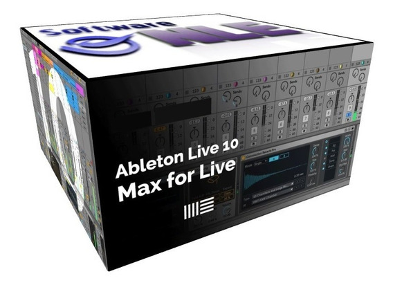 Ableton 10 + Max For Live Dual Mac + Windows Son 7 Dvds Id3