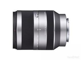 Lente Sony Alpha Nex Sel18200 E-mount 18-200mm Oss