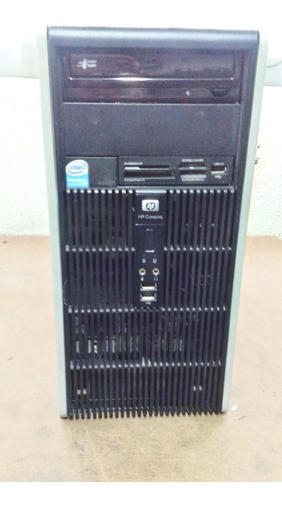 Cpu Hp Compaq Dc5700 Microtower - Hd 80 Gb - Usada