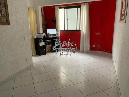 Imagem 1 de 15 de Apartamento, 2 Dorms Com 75 M² - Vila Tupi - Praia Grande - Ref.: Pr1815 - Pr1815