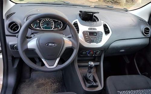 Ford Ka 2017 1.0 Sel Flex 5p
