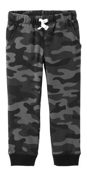 Pantalon Camuflado Carters Talle 3 Nuevo Y Original 30 % Off