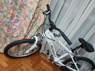 Bicicleta Rodado 20 Renault Olmo Shimano 6 Velocidades