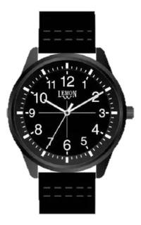 Reloj Lemon Moda L1497 C/correa 43mmø