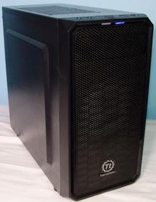 Pc Completo Intel I5-7740 Ssd240gb + Hd 2tb 16gb Memória