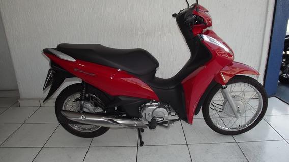 Honda Biz 110i 2018 Vermelha