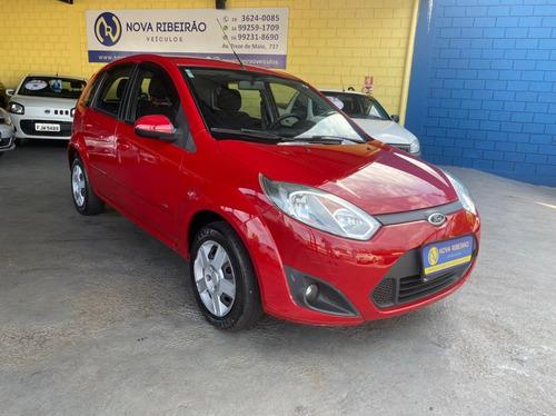 Ford Fiesta 1.0 Vermelho 2014