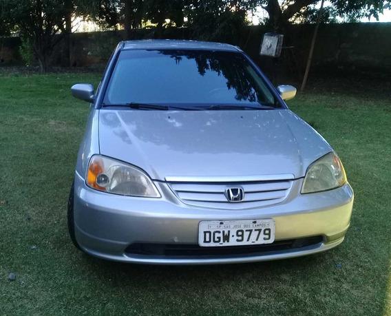 Honda Civic Ex 1.7 Aut.4p