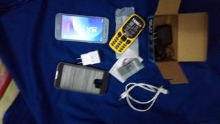 Cambio Samsung J2 Pro Un Sin Liberado + Blu Basico Dual